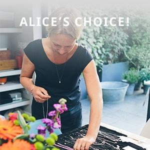 Alice Robson's favorite pieces
