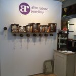Alice robson jewellery at Handmade 15