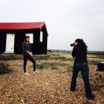 photoshoot at Rye Harbour