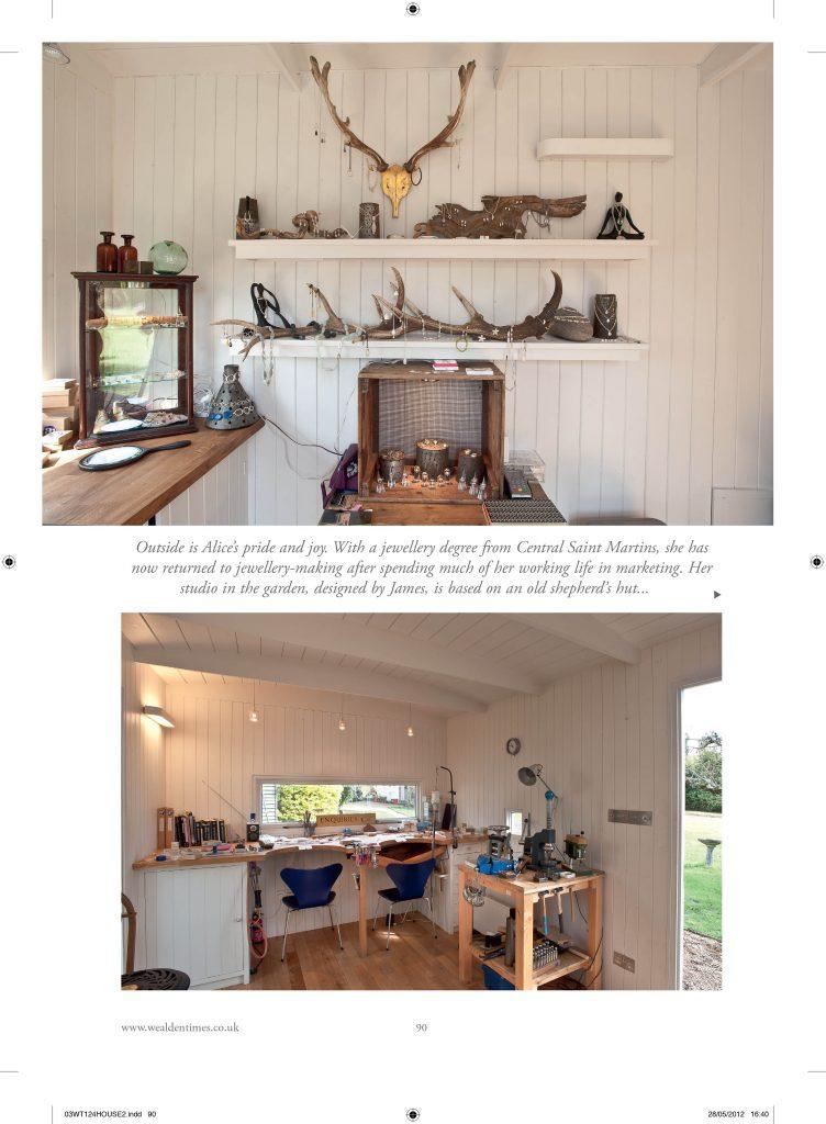 Wealden Times, Alice Robson Jewellery